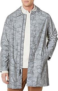 Men's Reflective Rain Jacket