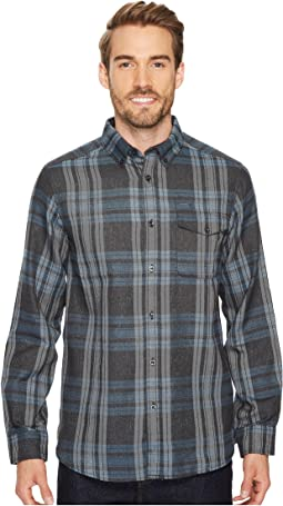 Asphalt Grey Plaid