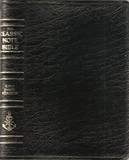 Classic Note New Testament - King James Version