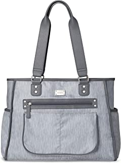 carter's grey diaper bag