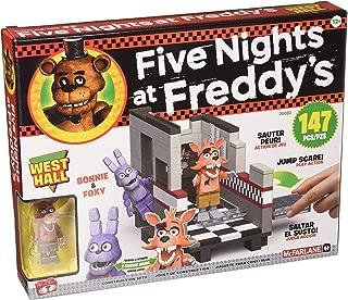 McFarlane Toys Five Nights at Freddy's West Hall Medium Construction Set