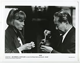 MOVIE PHOTO: Alice-Mia Farrow-Keye Luke-8x10-B&W-Still-Comedy-Romance-NM