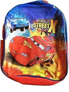 Disney - Cars mochila- azul - talla única