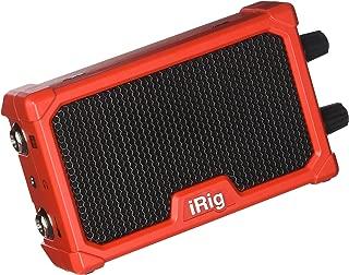 IK Multimedia IP-IRIG-NANOAMPR-in Micro Guitar Amp