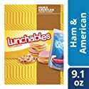 Oscar Mayer, Lunchables Lunch Combinations, Ham & American Stackers, 9.1 oz