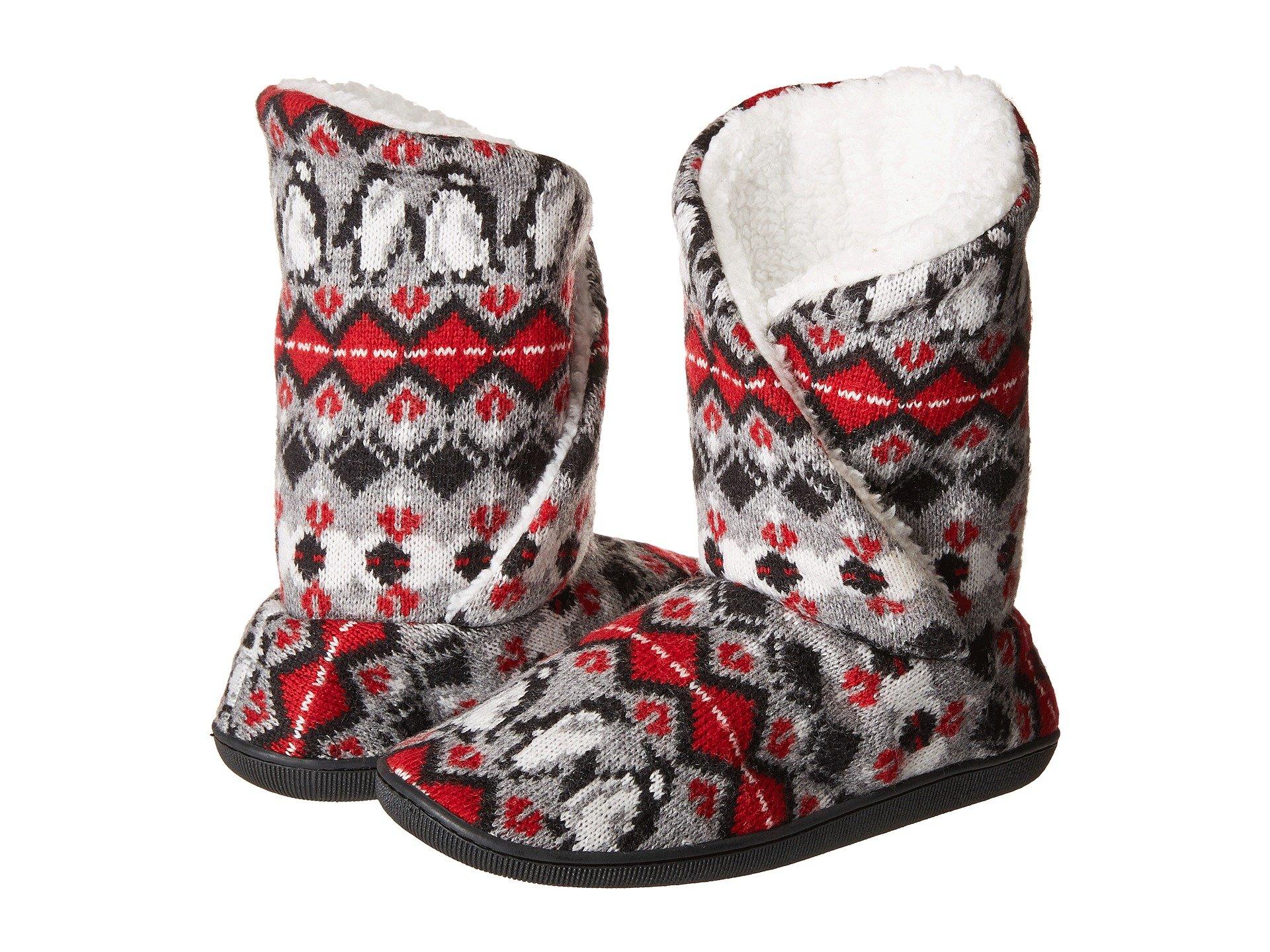 Zapato de Descanso para Mujer Vera Bradley Cozy Booties  + Vera Bradley en VeoyCompro.net