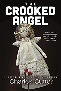 The Crooked Angel: A Burr Lafayette Mystery