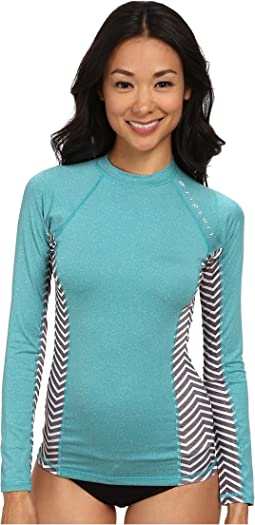 Trestles Long Sleeve Rashguard