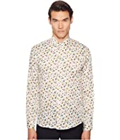 Etro - Parrot Print Button Down Shirt