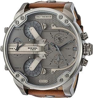 Diesel Mr Daddy 2 Analog Grey Dial Men's Watch - DZ7413
