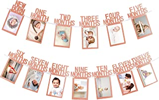 Best 1st birthday photo banner Reviews