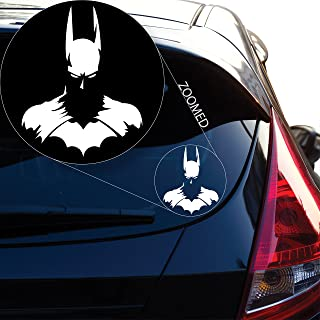 Yoonek Graphics Batman Decal Sticker for Car Window, Laptop and More. # 815 (8