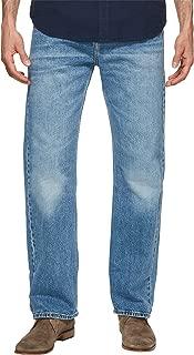 Da Uomo STONE EDGE KANSAS Texas Gamba Dritta Stretch Jeans Blu Scuro