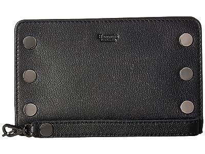 Hammitt 395 North (Black/Gunmetal) Handbags