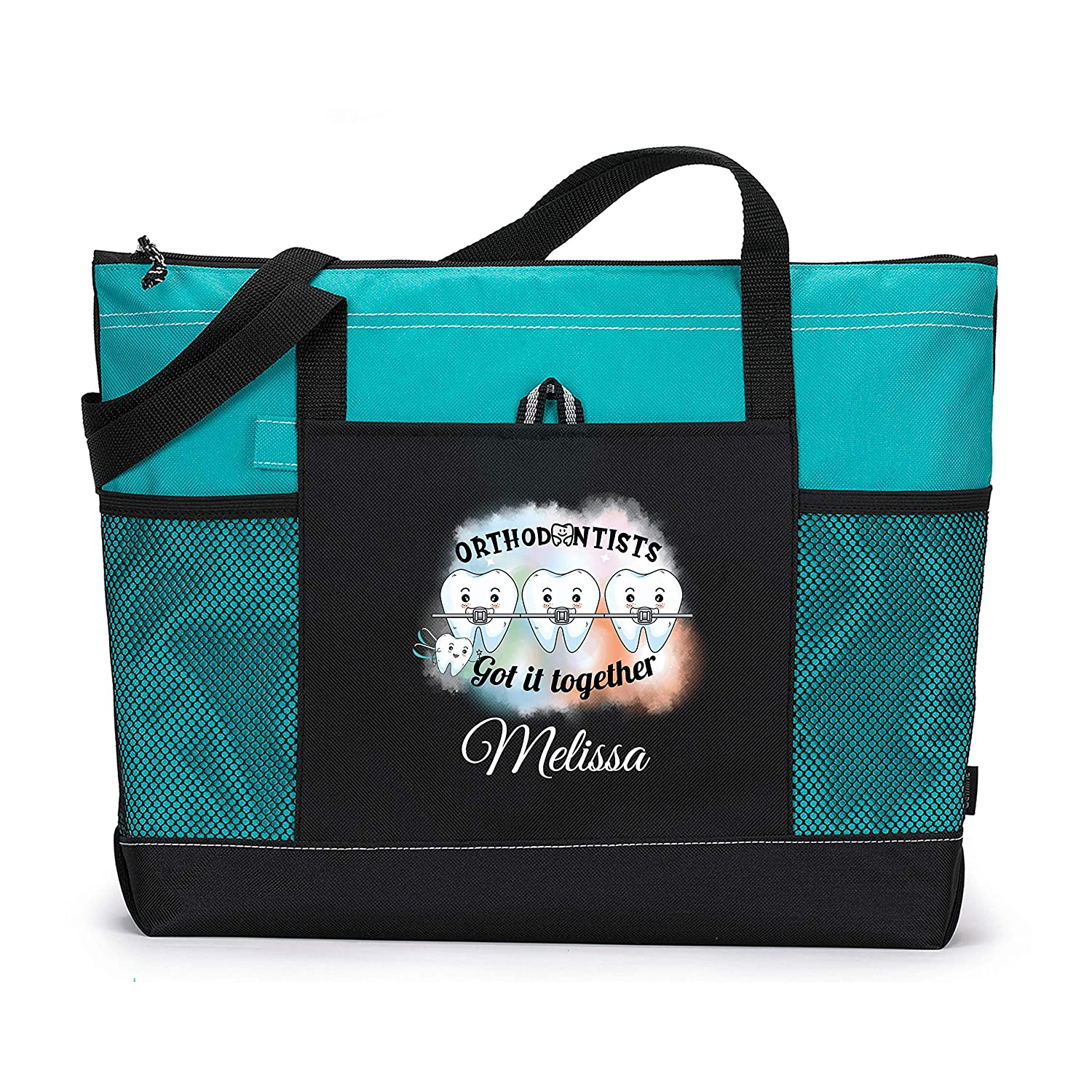 Orthodontists Got Ranking TOP13 It Together Personalized Tote Printed with Bag Oklahoma City Mall
