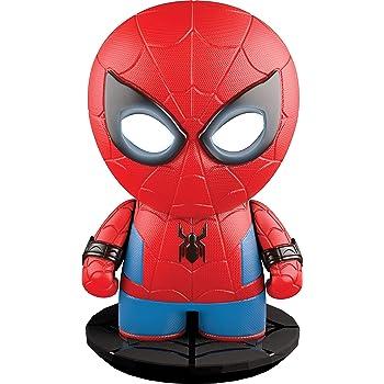 Sphero- Spider-Man App-Enabled Superhero, SP001ROW, Rot
