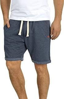 Blend Timo Herren Sweatshorts Kurze Hose Jogginghose Mit Fleece-Innenseite Und Kordel Regular Fit