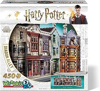 Winkelgasse/Diagon Alley - Harry Potter/ 3D-Puzzle 450 Teile: 3D-PUZZLE