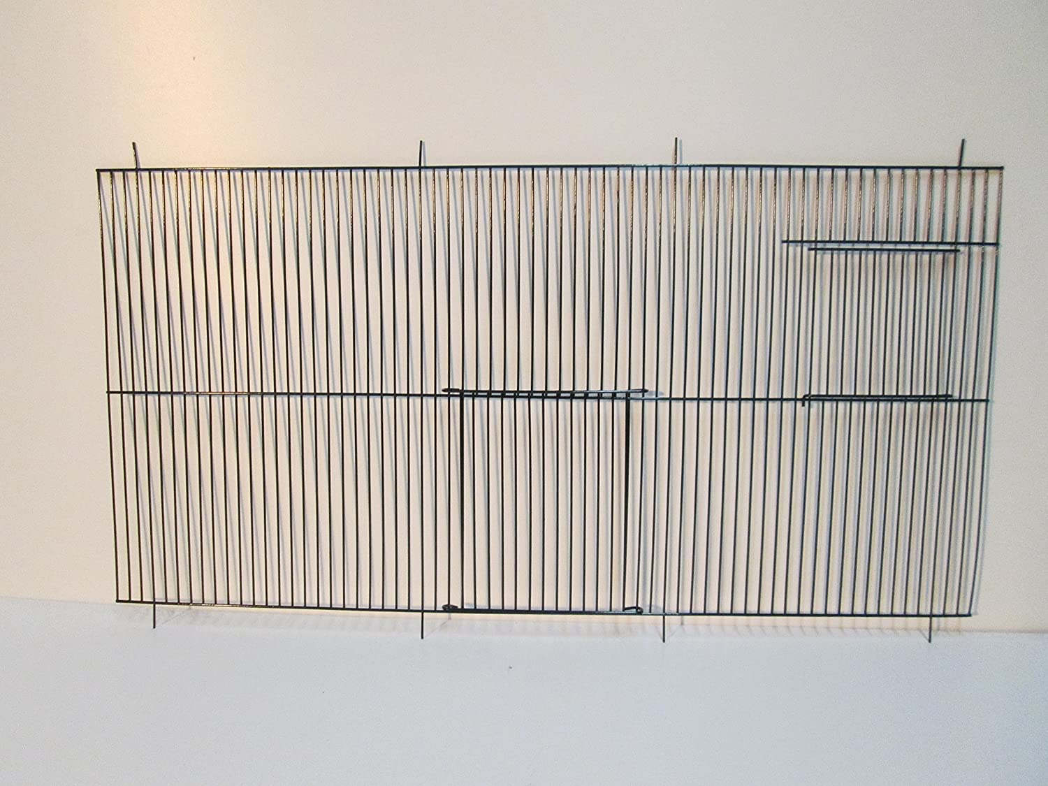 Finch Cage Fronts 12  x 24  (6 Cage fronts)
