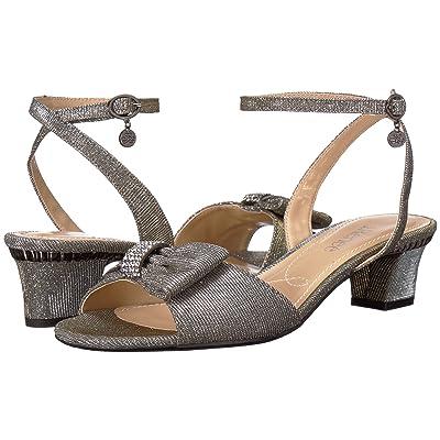 J. Renee Davet (Pewter) High Heels