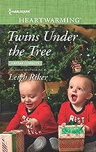 Twins Under the Tree: A Clean Romance (Kansas Cowboys Book 6)