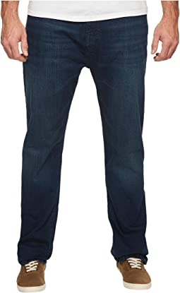 Nautica Big & Tall Big and Tall Relaxed Fit in Pure Deep Bay Wash