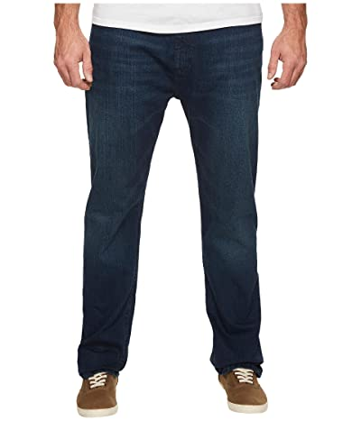 Nautica Big & Tall Big and Tall Relaxed Fit in Pure Deep Bay Wash (Pure Deep Bay Wash) Men