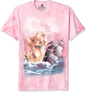 The Mountain Mens Krakitten Short Sleeve T-Shirt