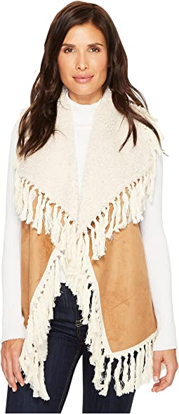 Scully Katie Oh So Soft Faux Vest