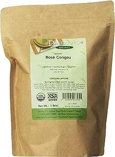 Davidson's Tea Bulk, Rose Congou, 1 Pound Bag
