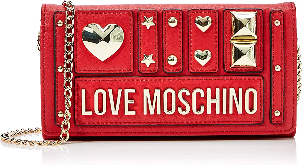 Love moschino Borsa, portafogli pu, donna, JC5553PP06LQ