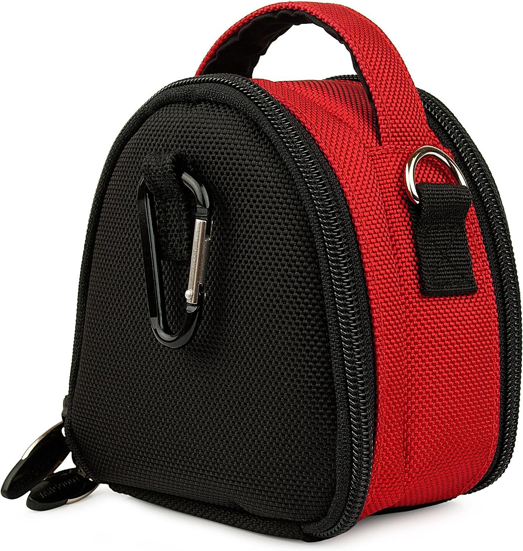 Mini Laurel Handbag Pouch Case for Nikon Coolpix S9500 Digital Camera