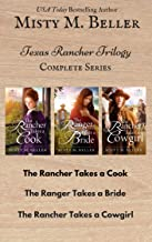 Texas Rancher Trilogy: Books 1 - 3: Texas Rancher Trilogy Box Set