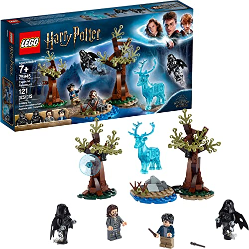 high quality LEGO Harry Potter new arrival and outlet sale The Prisoner of Azkaban Expecto Patronum 75945 Building Kit (121 Pieces) sale