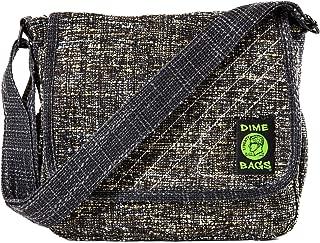 Mini Messenger - Adjustable Shoulder Bag w/Spacious Storage (Concrete)