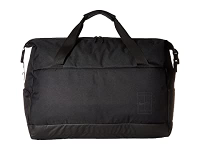 Nike Court Advantage Tennis Duffel Bag (Black/Black/Anthracite) Duffel Bags