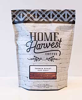 Home Harvest Coffee French Roast, 32 Ounce