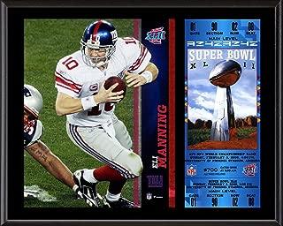 Eli Manning New York Giants 12