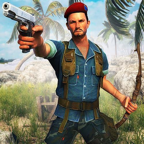 US Army Commando: Jungle Survival Battleground Adventure 3D