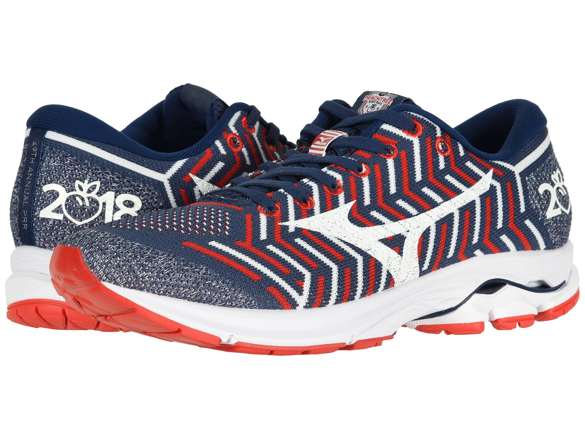 Rider Estate Wave Risk Red peachtree Blue Mizuno high 21 5dtYn6tSq