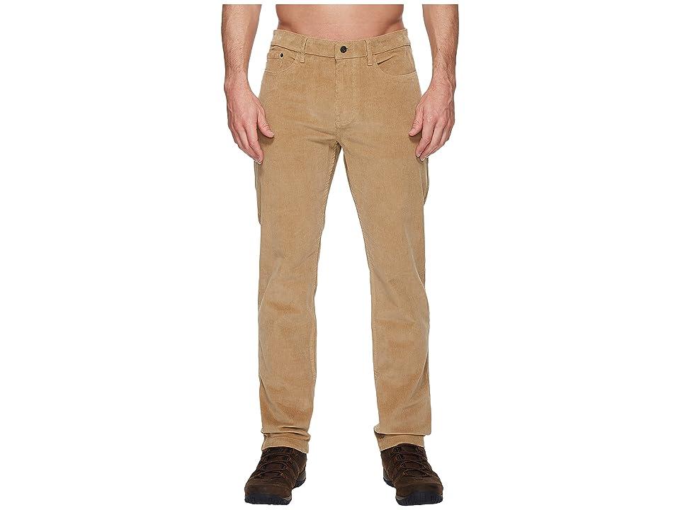 United By Blue Turner Messenger Pants (Tan) Men