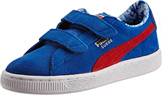Puma Girl's Suede Superman V Kids Leather Chinese Shoes