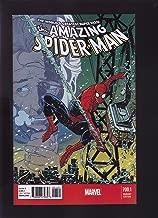 MARVEL COMICS THE AMAZING SPIDER MAN #700.1 VOL3 ALTERNATE COVER VARIANT EDITION