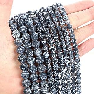 chakra Brown Black Natural Quartz Teardrop Gemstone Beads 1 strand 22 PCs Size 15x20mm Hole Size 2mm Healing birthstone for Jewelry Making