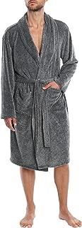 Jachs Men's Plush Robe The Weekender - Sleepwear for Men