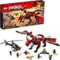 LEGO NINJAGO Masters of Spinjitzu: Firstbourne Ninja Toy Building Kit