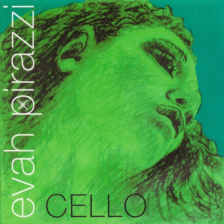 Pirastro Evah Trust Pirazzi 1 2-3 4 - Set Gauge Long-awaited String Cello Medium