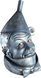 Wizard of Oz Deluxe Latex Mask, Tin Man