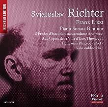 Liszt: Piano Sonata in B Minor, Etudes