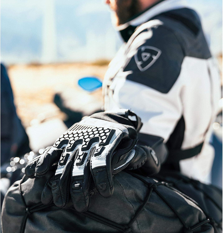 REVIT Guanti Moto Sand 3 L, Nero